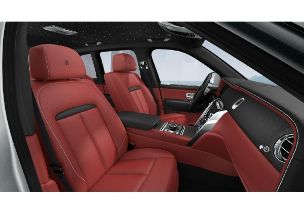 New 2021 Rolls-Royce Cullinan for sale $391,375 at Bugatti of Greenwich in Greenwich CT 06830 6