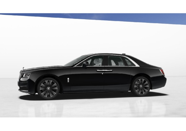 New 2021 Rolls-Royce Ghost for sale $378,350 at Bugatti of Greenwich in Greenwich CT 06830 2