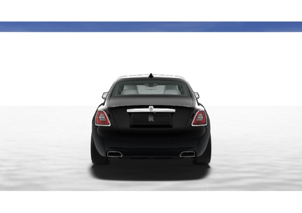 New 2021 Rolls-Royce Ghost for sale $378,350 at Bugatti of Greenwich in Greenwich CT 06830 3