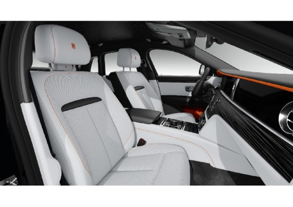 New 2021 Rolls-Royce Ghost for sale $378,350 at Bugatti of Greenwich in Greenwich CT 06830 5