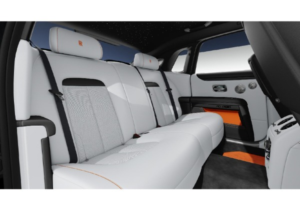 New 2021 Rolls-Royce Ghost for sale $378,350 at Bugatti of Greenwich in Greenwich CT 06830 6