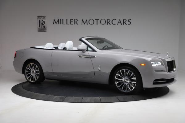 New 2021 Rolls-Royce Dawn for sale Sold at Bugatti of Greenwich in Greenwich CT 06830 11