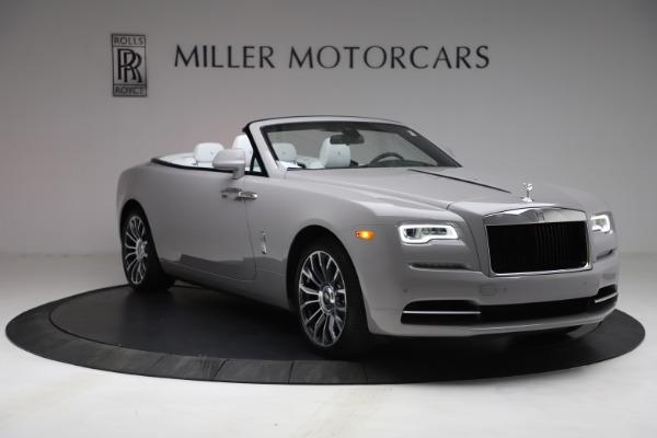 New 2021 Rolls-Royce Dawn for sale Sold at Bugatti of Greenwich in Greenwich CT 06830 12