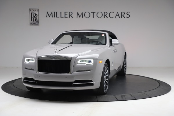 New 2021 Rolls-Royce Dawn for sale Sold at Bugatti of Greenwich in Greenwich CT 06830 14