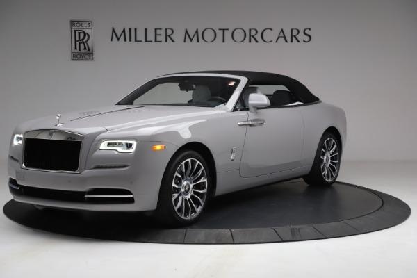 New 2021 Rolls-Royce Dawn for sale Sold at Bugatti of Greenwich in Greenwich CT 06830 15