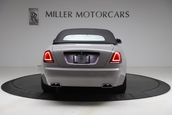 New 2021 Rolls-Royce Dawn for sale Sold at Bugatti of Greenwich in Greenwich CT 06830 19