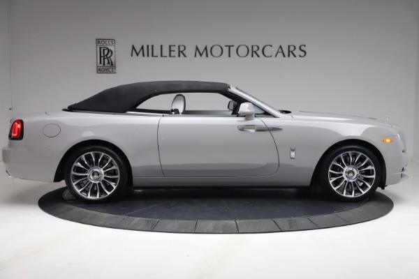 New 2021 Rolls-Royce Dawn for sale Sold at Bugatti of Greenwich in Greenwich CT 06830 22