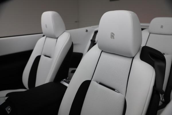 New 2021 Rolls-Royce Dawn for sale Sold at Bugatti of Greenwich in Greenwich CT 06830 27