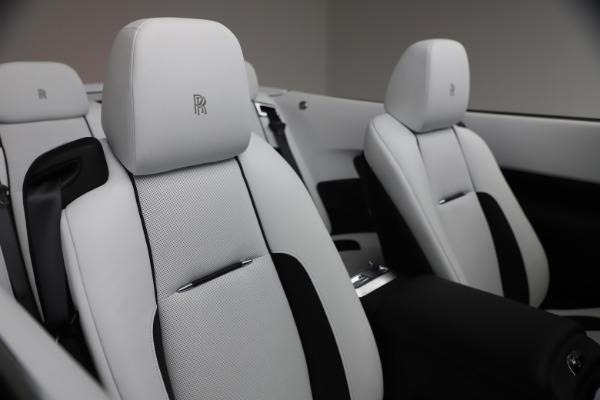 New 2021 Rolls-Royce Dawn for sale Sold at Bugatti of Greenwich in Greenwich CT 06830 28