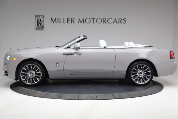 New 2021 Rolls-Royce Dawn for sale Sold at Bugatti of Greenwich in Greenwich CT 06830 4