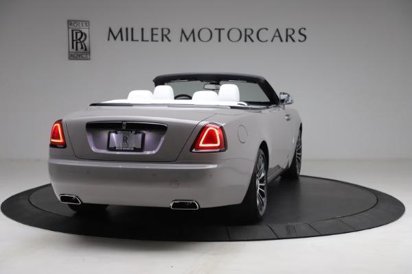 New 2021 Rolls-Royce Dawn for sale Sold at Bugatti of Greenwich in Greenwich CT 06830 8