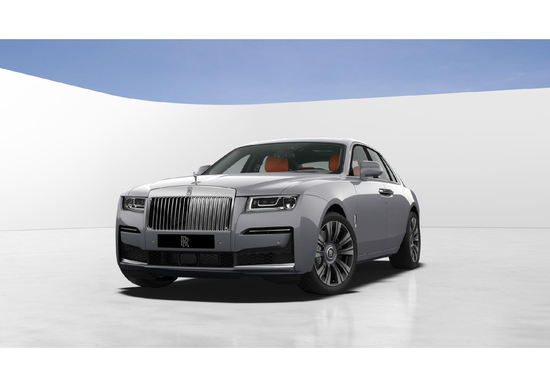 New 2021 Rolls-Royce Ghost for sale Sold at Bugatti of Greenwich in Greenwich CT 06830 1