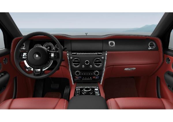 New 2021 Rolls-Royce Cullinan for sale $383,850 at Bugatti of Greenwich in Greenwich CT 06830 4