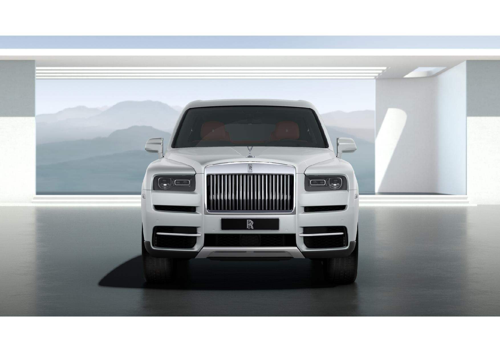 New 2021 Rolls-Royce Cullinan for sale $383,850 at Bugatti of Greenwich in Greenwich CT 06830 1