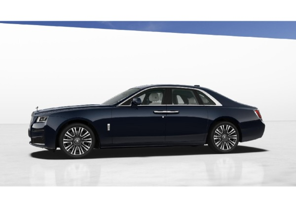 New 2021 Rolls-Royce Ghost for sale Sold at Bugatti of Greenwich in Greenwich CT 06830 2