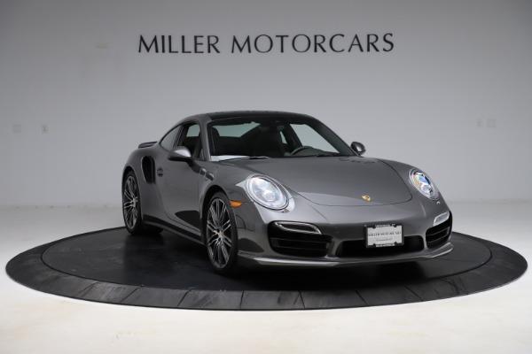Used 2015 Porsche 911 Turbo for sale Call for price at Bugatti of Greenwich in Greenwich CT 06830 11