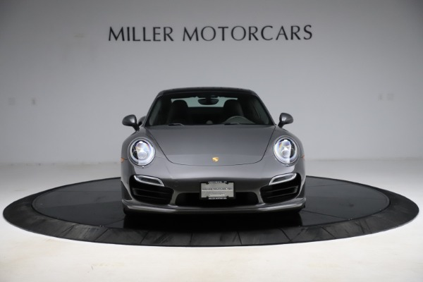 Used 2015 Porsche 911 Turbo for sale Call for price at Bugatti of Greenwich in Greenwich CT 06830 12