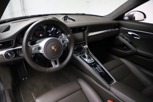 Used 2015 Porsche 911 Turbo for sale Call for price at Bugatti of Greenwich in Greenwich CT 06830 13