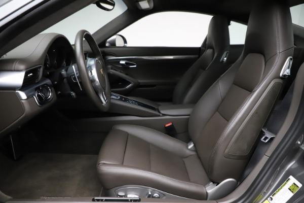 Used 2015 Porsche 911 Turbo for sale Call for price at Bugatti of Greenwich in Greenwich CT 06830 14
