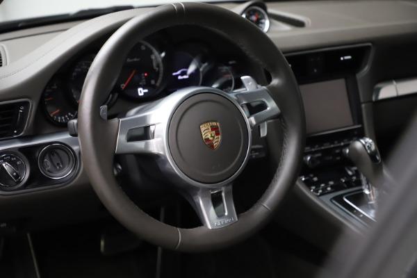 Used 2015 Porsche 911 Turbo for sale Call for price at Bugatti of Greenwich in Greenwich CT 06830 16