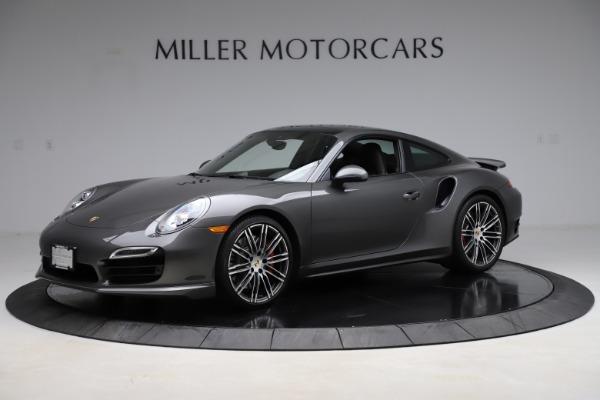 Used 2015 Porsche 911 Turbo for sale Call for price at Bugatti of Greenwich in Greenwich CT 06830 2