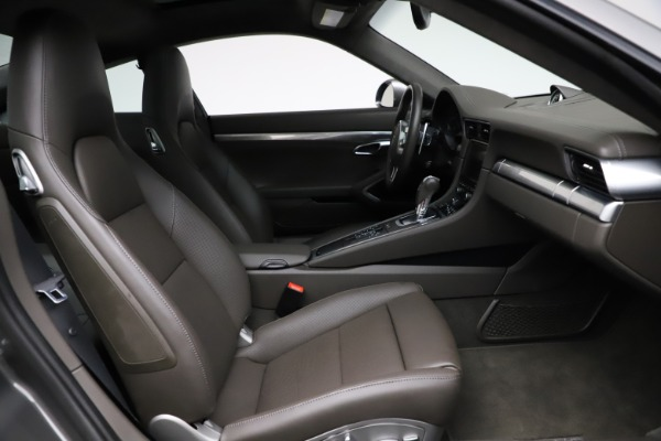Used 2015 Porsche 911 Turbo for sale Call for price at Bugatti of Greenwich in Greenwich CT 06830 21