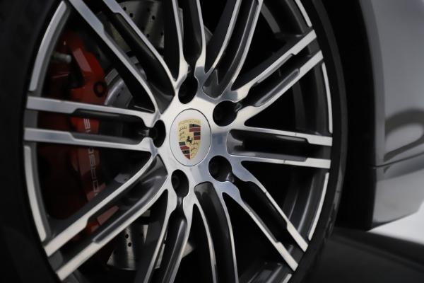 Used 2015 Porsche 911 Turbo for sale Call for price at Bugatti of Greenwich in Greenwich CT 06830 24