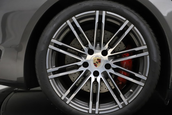 Used 2015 Porsche 911 Turbo for sale Call for price at Bugatti of Greenwich in Greenwich CT 06830 25