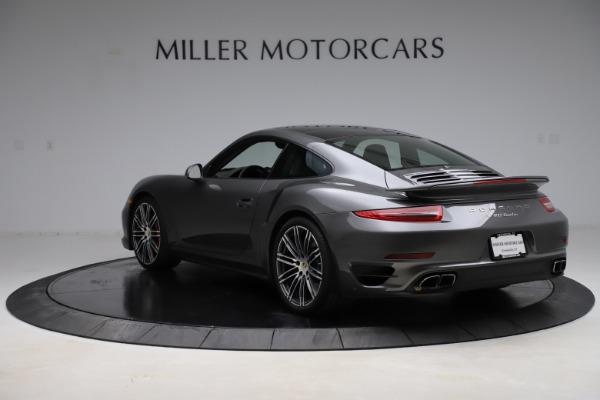 Used 2015 Porsche 911 Turbo for sale Call for price at Bugatti of Greenwich in Greenwich CT 06830 5