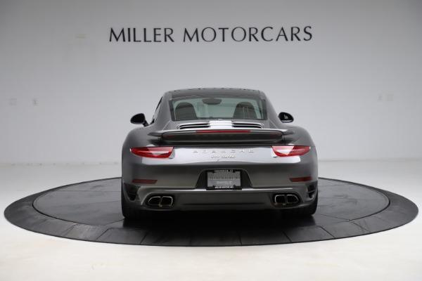 Used 2015 Porsche 911 Turbo for sale Call for price at Bugatti of Greenwich in Greenwich CT 06830 6