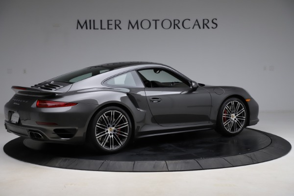 Used 2015 Porsche 911 Turbo for sale Call for price at Bugatti of Greenwich in Greenwich CT 06830 8