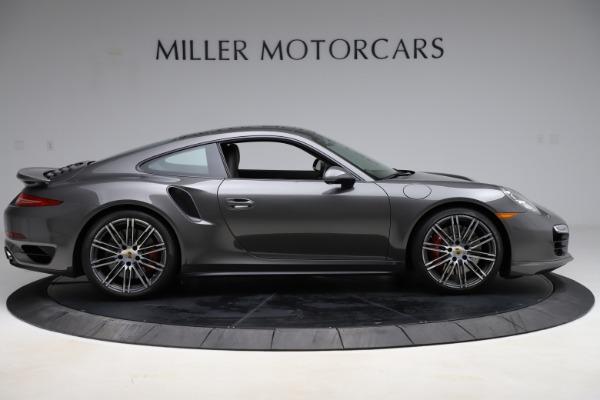 Used 2015 Porsche 911 Turbo for sale Call for price at Bugatti of Greenwich in Greenwich CT 06830 9