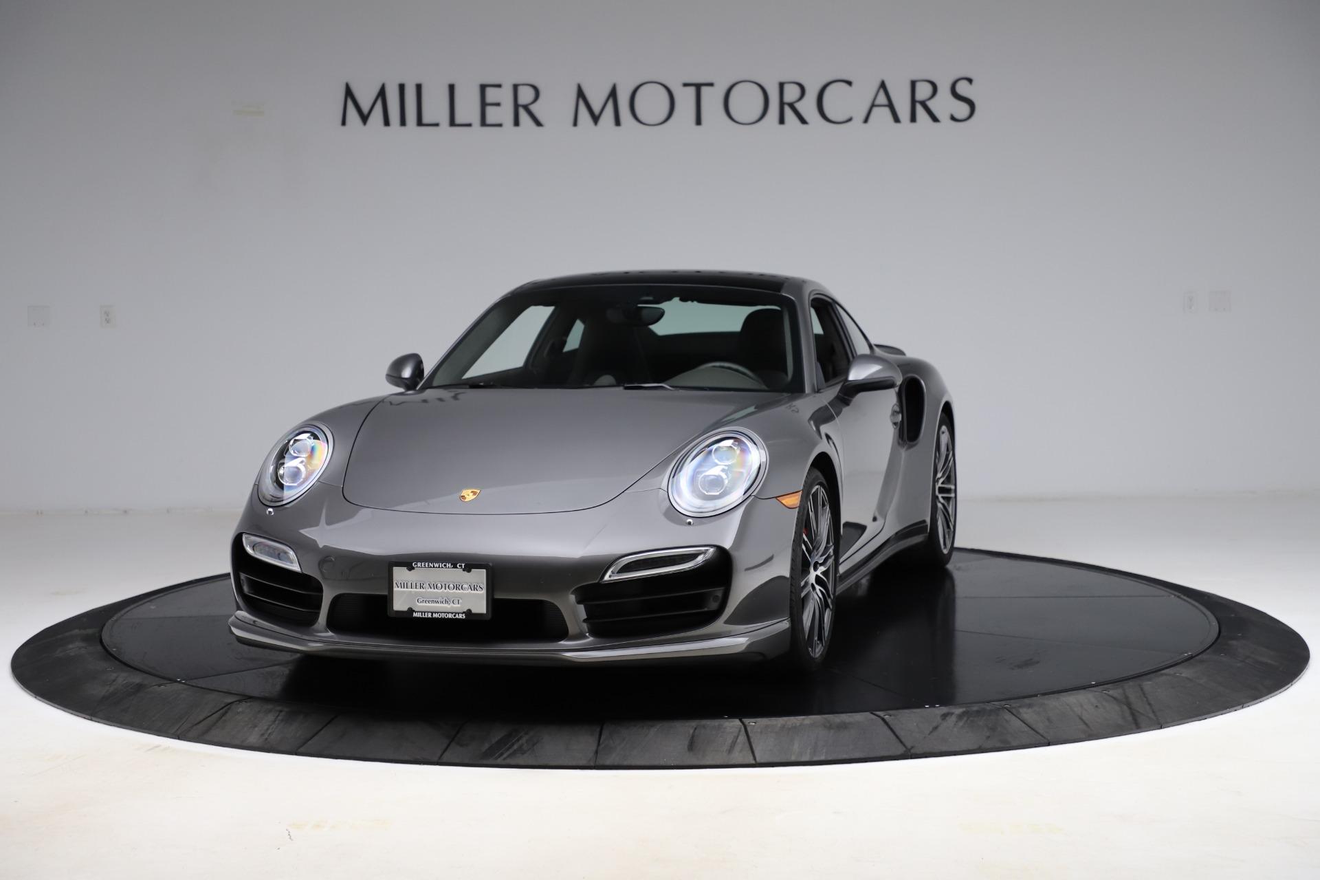 Used 2015 Porsche 911 Turbo for sale Call for price at Bugatti of Greenwich in Greenwich CT 06830 1