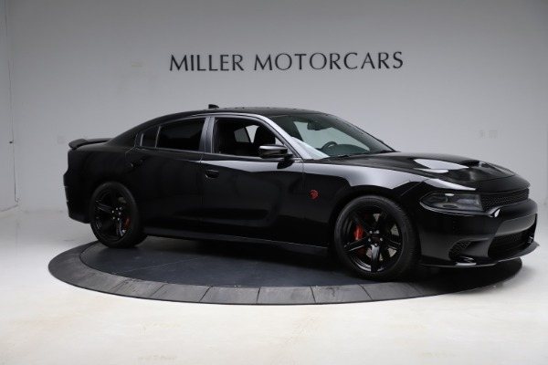 Used 2018 Dodge Charger SRT Hellcat for sale $59,900 at Bugatti of Greenwich in Greenwich CT 06830 10