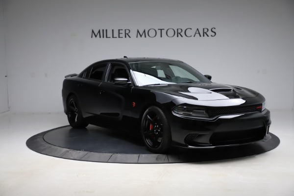 Used 2018 Dodge Charger SRT Hellcat for sale $59,900 at Bugatti of Greenwich in Greenwich CT 06830 11