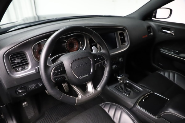 Used 2018 Dodge Charger SRT Hellcat for sale $59,900 at Bugatti of Greenwich in Greenwich CT 06830 13