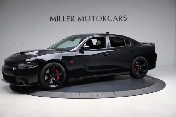 Used 2018 Dodge Charger SRT Hellcat for sale $59,900 at Bugatti of Greenwich in Greenwich CT 06830 2