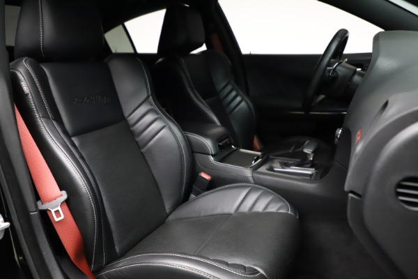 Used 2018 Dodge Charger SRT Hellcat for sale $59,900 at Bugatti of Greenwich in Greenwich CT 06830 23