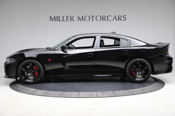 Used 2018 Dodge Charger SRT Hellcat for sale $59,900 at Bugatti of Greenwich in Greenwich CT 06830 3