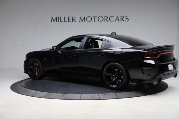 Used 2018 Dodge Charger SRT Hellcat for sale $59,900 at Bugatti of Greenwich in Greenwich CT 06830 4
