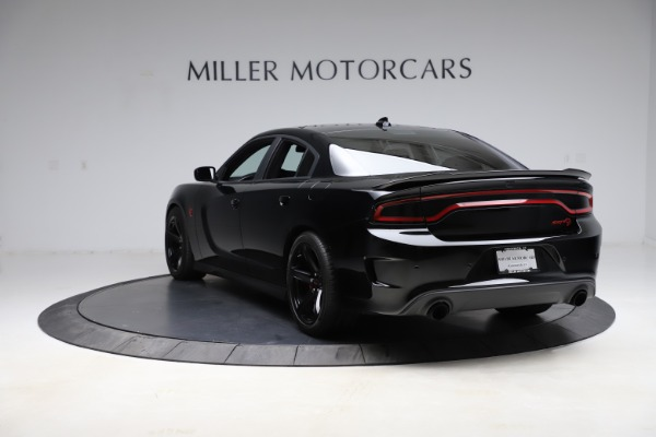 Used 2018 Dodge Charger SRT Hellcat for sale $59,900 at Bugatti of Greenwich in Greenwich CT 06830 5
