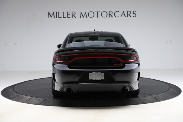 Used 2018 Dodge Charger SRT Hellcat for sale $59,900 at Bugatti of Greenwich in Greenwich CT 06830 6