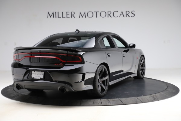 Used 2018 Dodge Charger SRT Hellcat for sale $59,900 at Bugatti of Greenwich in Greenwich CT 06830 7