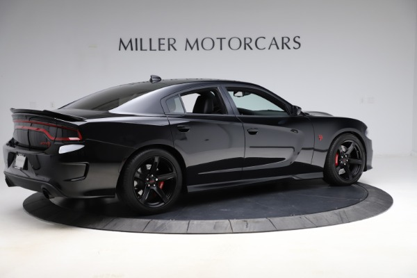 Used 2018 Dodge Charger SRT Hellcat for sale $59,900 at Bugatti of Greenwich in Greenwich CT 06830 8