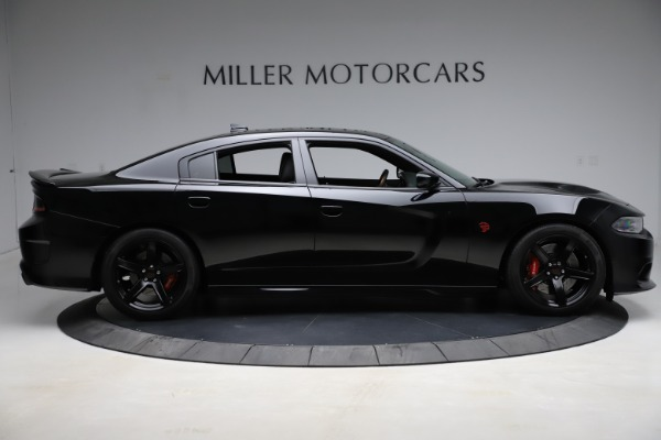 Used 2018 Dodge Charger SRT Hellcat for sale $59,900 at Bugatti of Greenwich in Greenwich CT 06830 9