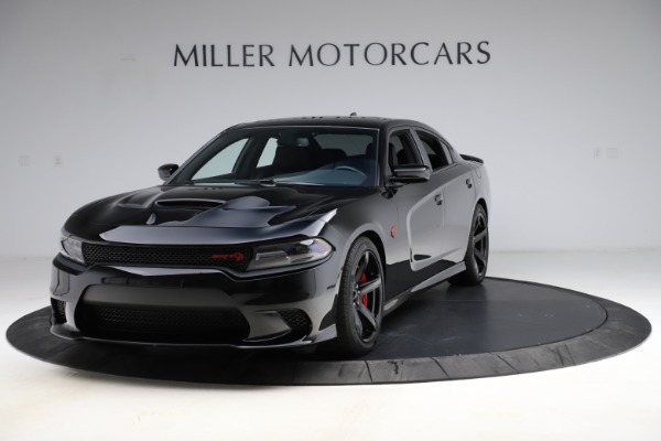 Used 2018 Dodge Charger SRT Hellcat for sale $59,900 at Bugatti of Greenwich in Greenwich CT 06830 1