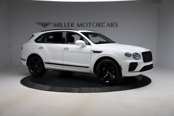 New 2021 Bentley Bentayga V8 for sale Call for price at Bugatti of Greenwich in Greenwich CT 06830 10