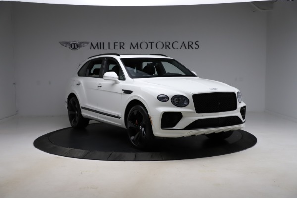 New 2021 Bentley Bentayga V8 for sale Call for price at Bugatti of Greenwich in Greenwich CT 06830 11