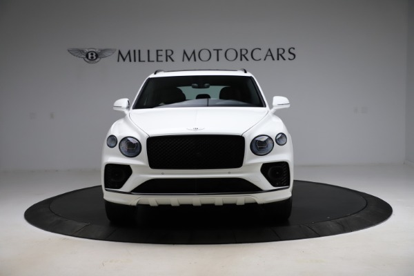New 2021 Bentley Bentayga V8 for sale Call for price at Bugatti of Greenwich in Greenwich CT 06830 12