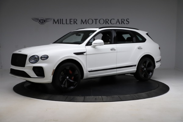 New 2021 Bentley Bentayga V8 for sale Call for price at Bugatti of Greenwich in Greenwich CT 06830 2